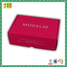 Custom Color Corrugated Cardboard Tuck Top Packaging Shipping Mailing Boxes