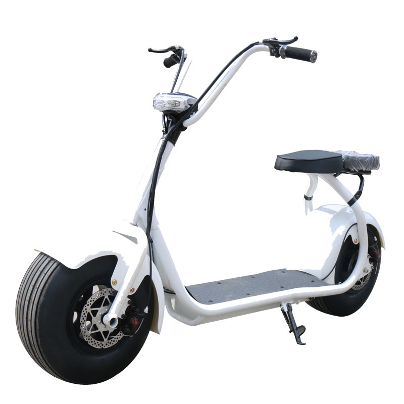Powerful Top Speed Fashinable harley electric scooter adult electric scooter