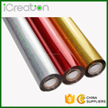 Laser Holographic Hot Stamping Foil Roll for Paper/Paper Bag/Carton/Wallpaper/Business Card/Cigarette Box with Various Colors