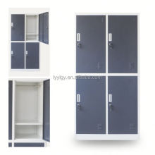 Euloong frosted glass door wardrobe