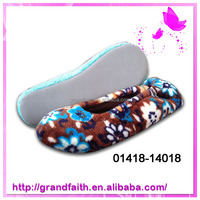 factory direct sales warm christmas indoor slippers