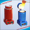 China Suppliers Gold Smelting Furnace Glass Melting Oven