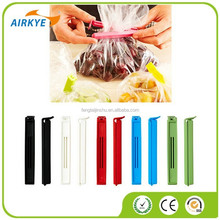 Recycling Food Storage Bag Sealed Clip Clamp with Date