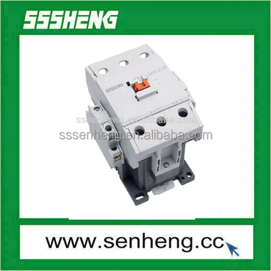 High quality GMC AC/DC electric contactors