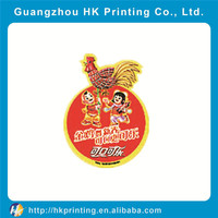 Customized Epoxy Sticker , clear epoxy resin sticker