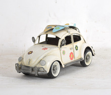 Wholesale vintage car model handmade metal crafts