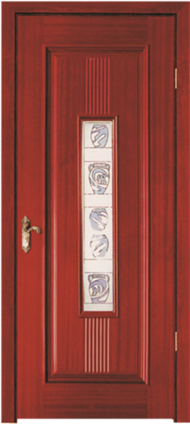 order from china direct pvc wood glass door design furniture franchise pvc door