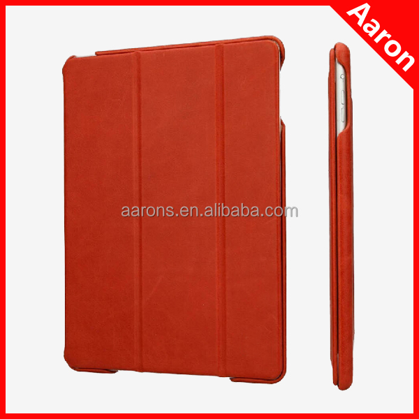 Fashion and simple design case For iPad Air/5 official smart cover