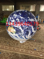 Hot air balloon, inflatable balloons, PVC sky balloon
