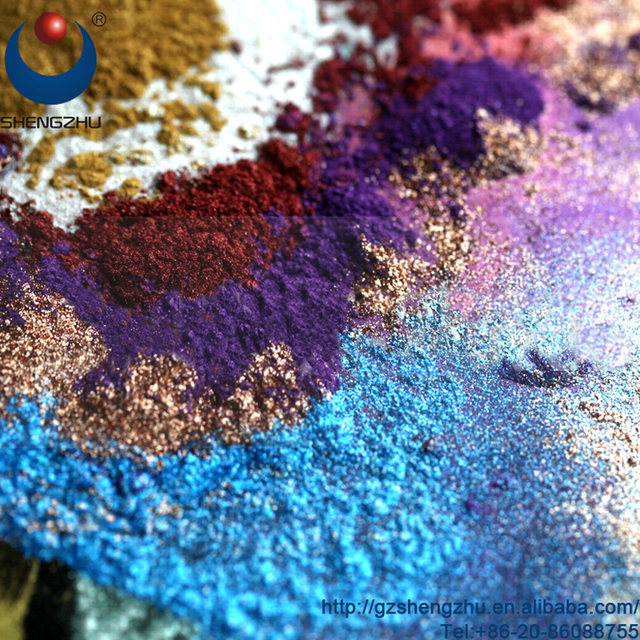 Crystal pearl Pigment mica Powder for cosmetic,soap making,painting ink,epoxy resin