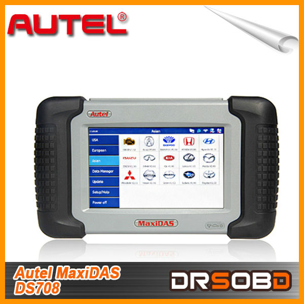 High Quality Autel MaxiDAS DS708 Car Repair Tools Auto Diagnostic Tool Free Software Update