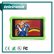 New Arrival 7 Inch Capacitive Touch Screen Kids Tablet With 8Gb Rom And Childrens App