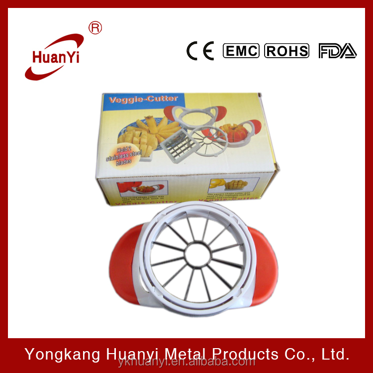 Kitchenware onion and potato cutter salad maker machine