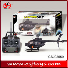 New arrival! Big 2.4G 4CH 6-Axis Gyro Flybarless MD500 Scale RC airplane helicopter