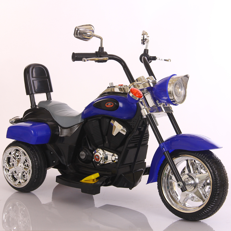 Factory wholesale baby ride on toy electric motor, battery charger motorcycle for kids