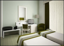 Guest Room Interior Furniture Los Angeles California Hotel Furniture