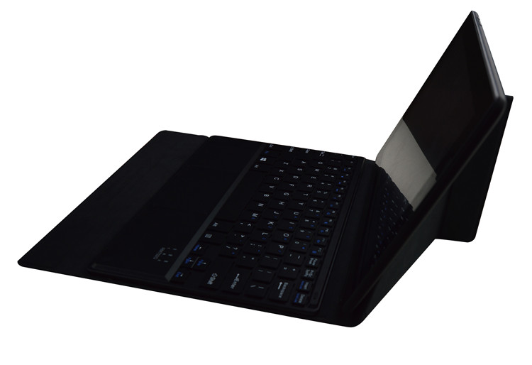 10 Inch android 2 in 1 USB Port Tablet PC Laptop With Keyboard