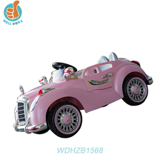 WDHZB1568 Children Toy Car Ride On Car/Types Of Four Wheelers 6 Volt Toy Car Batteries For Kids