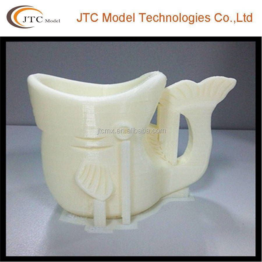 OEM Plastic PA Nylon 3d Print Prototyping for toy design