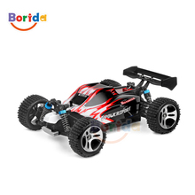 WL Toys A959 4WD 2.4G 1:18 scale full proportional high speed rc buggy 4 Wheel drive car