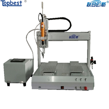 Automatic feeding with automatic screwdriver equipment