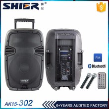 High quality rechargeable bass model box speaker audio