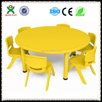 LLDPE high quality childrens furniture table and chair,childcare furniture,preschool table and chairs