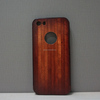 Buy China Manufacture Top Quality Wooden phone cover for Iphone SE , Portable anti-gravity soft back case for iphone 5s