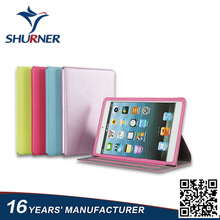For ipad 2/3/4 Matte Soft Leather Cover With Auto Sleep /Wake Up Function For Apple ipad 4/3/2 Magnetic Flip Case