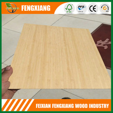Top quality bamboo plywood 3mm