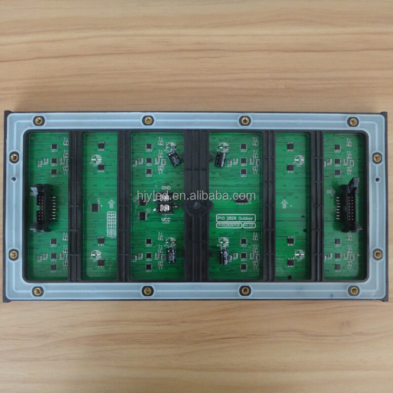 Wholesale hd outdoor full color smd led module P10