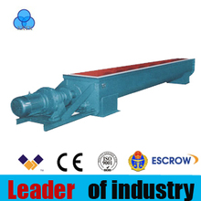 flexible work location easy to agglomeration material auger conveyor