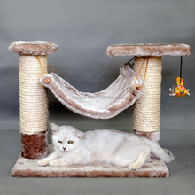 CT07 Durable cat products, cat scratching tree,cat hammock