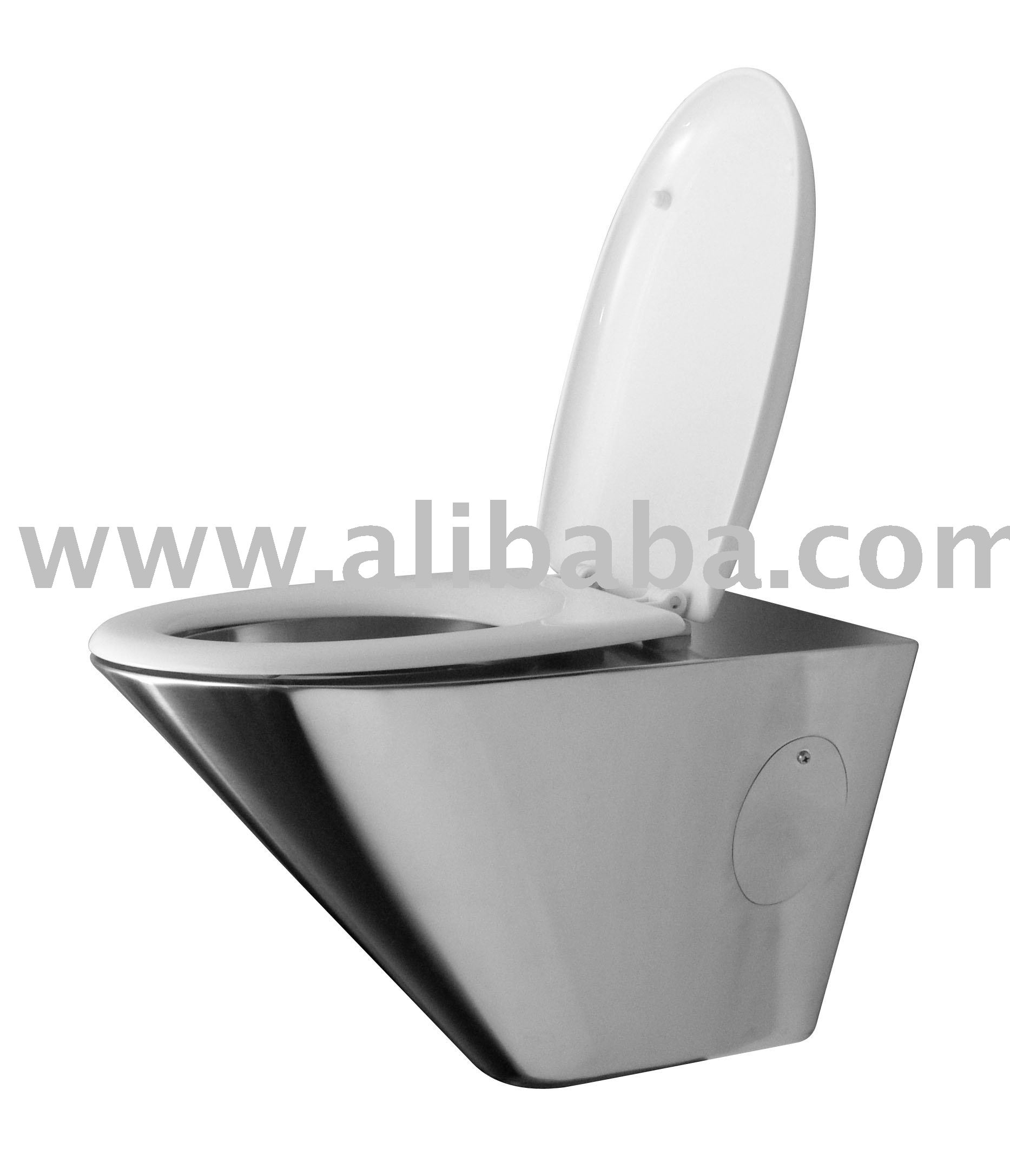 Stainless Steel Prison Toilet High Quality High Quality Stainles Steel AISI 304 NRM6036B - Stainless Steel Toilet