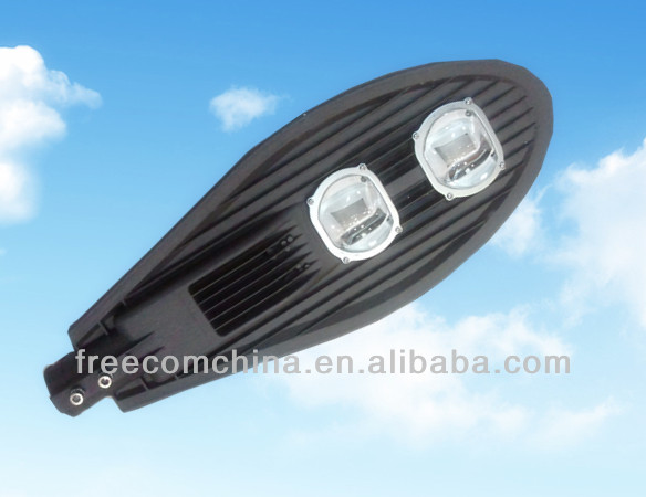 Foshan lighting manufacturers Outdoor Lighting 60W COB LED Street Light Aluminum Casing