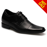 High end mens shoes high heels on sale in USA supermarket