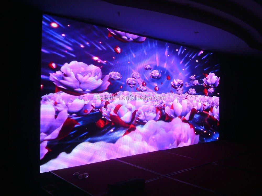 High Refresh Rate LED Module P2.5 Indoor Full Color Video LED Sign Board 1/32 Scan LED RGB Billboard