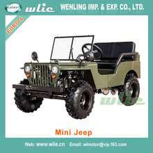 Top quality china mini jeep willys 150cc kids atv for sale Mini Jeep (50cc-150cc)