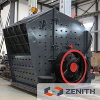 High efficiency crushing plant for aggregate sand with large capacity