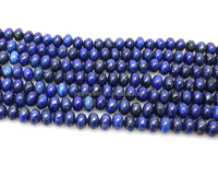 Afghanistan imports natural lapis lazuli bead abacus shape strand