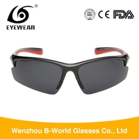 2017 latest models sport sunglasses, man sport eyewear factory