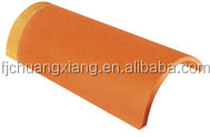 Spanish style villa clay roofing tile price