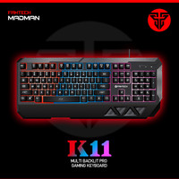 High Quality Gaming Keyboard Computer Colorful Desktop New Design Backlit Keyboard Notebook Gamer Keyboard