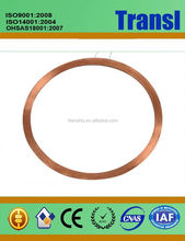 Axial Copper Wire Coil China Manufacturer Rfid Winding Air Coil Antenna Coil