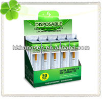 Top selling cheap disposable electronic cigarettes with over 300 Hangsen flavors - Hangsen holding co ltd