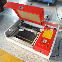 NC-S4040 desktop laser cutting machine mini laser cutter the equipment for small business