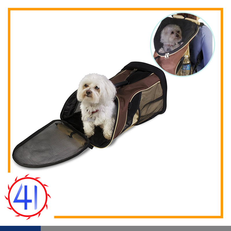 Chinese factory cheapest pet products bag dog for outdoor carry