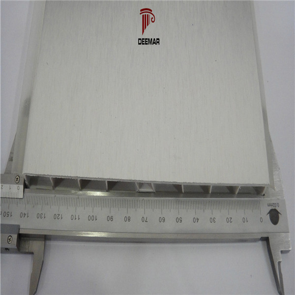 Keuken Plint Profiel : 150mm kunststof borstel zilver keuken plint-aluminium composiet