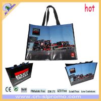ECO Recycled Woven PP Shopping Bag Of Promotional PP Shopping Bag
