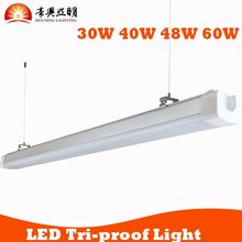 Factory-Direct Pricing Frost/Clear Cover Diffused Batten Light Fitting 40W